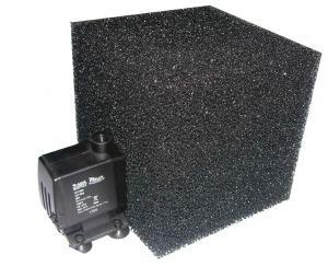 Filterkub 20 x 20 cm