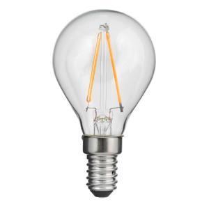 E14 Classic Klot 0,8W 2700K 80lm Klar LED-lampa