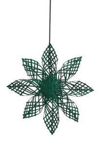 ANNA STAR Hängande Stjärna 45,5cm Grön