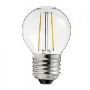 E27 UNI-LEDISON Klot Klar 1W
