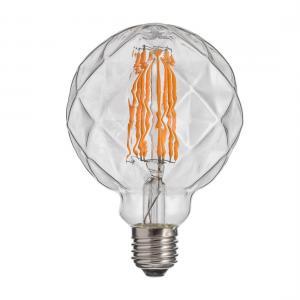 E27 UNI-LEDISON CRYSTAL Glob 100 1W