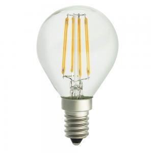 E14 UNI-LEDISON Klot Klar 3W