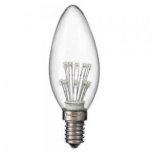 E14 UNI-LED DEKOR Kronljus 0,7W