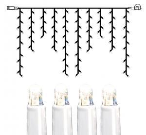 System LED Istappsslinga Extra 2x1m Kallvit