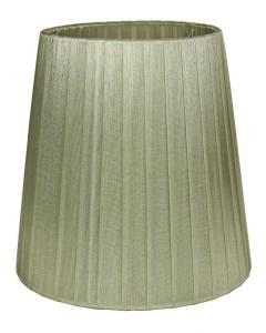LAMPSKÄRM Organza 17cm Grå