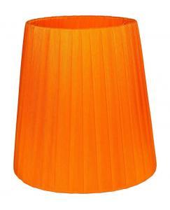 LAMPSKÄRM Organza 17cm Orange