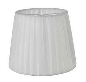 ORIVA Lampskärm Organza 16cm Vit