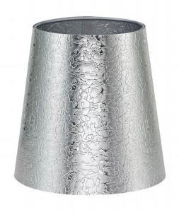 LAMPSKÄRM PVC 17cm Silver