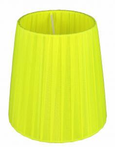 ORIVA Lampskärm Organza 14,5cm Gul