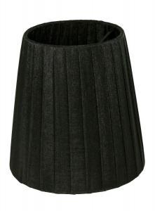 ORIVA Lampskärm Organza 14,5cm Svart