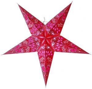 Bright Pappersstjärna 60 cm Röd
