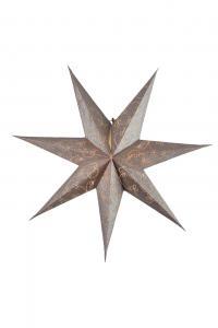 Decorus Pappersstjärna 63 cm Guld