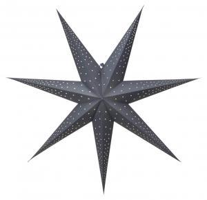 POINT Pappersstjärna 80cm Blå