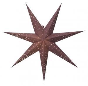 POINT Pappersstjärna 80cm Röd