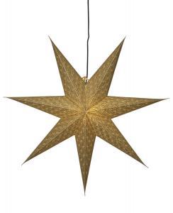 BRODIE Stjärna 60cm Guld