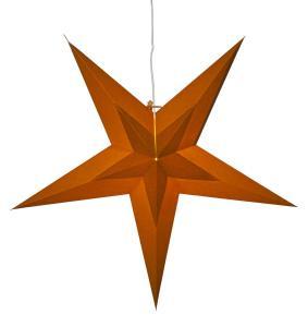 DIVA Stjärna 60cm Orange