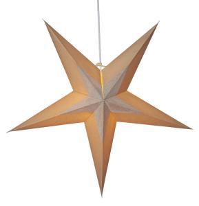 DIVA Stjärna 60cm Beige