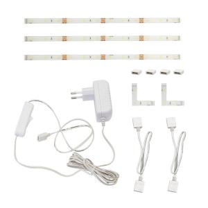 START LED STRIP LIGHT Ljusslinga 30,5cm 3000K 250lm Vit