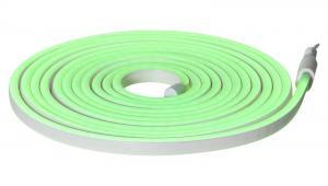 FLATNEON Ljusslang 5m Grön