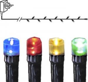 Ljusslinga 9m Serie MicroLED Flerfärgad