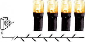 SERIE LED Ljusslinga 40LED 2,8m Extra varmvit IP44