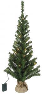 Toppy Gran Dekorationsträd 90x45cm