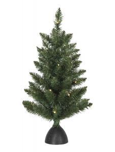 TIPPY Dekorationsträd 60cm 20LED Grön