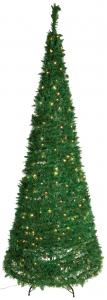 Julgran 2,5m med 400 LED - Pop-up-tree