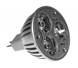 Reservlampa 3W LED Spot Power