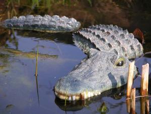 Krokodil Flytande 1meter