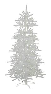 SPARKLE Julgran 210cm Vit