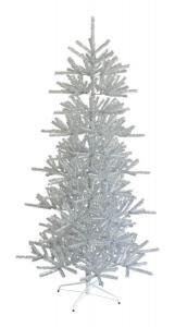 SPARKLE Julgran 210cm Silver