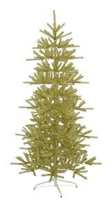 SPARKLE Julgran 210cm Guld