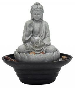 Inomhusfontän PT Buddha 24,5cm LED