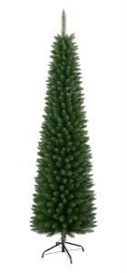 SLIM Julgran 210cm Grön