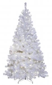 Julgran Ottawa med 260LED 210cm Vit