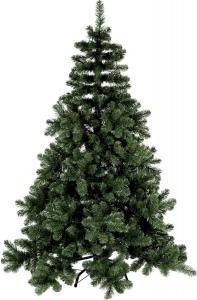 CLUSTER TREE Julgran med 576LED 180cm Grön