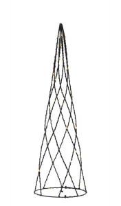 HELIX Kon 40cm Svart