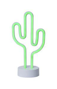 NEONLIGHT Kaktus Dekoration 29,5cm Grön