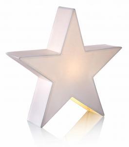CIRRUS Stjärna 47cm Vit Papp