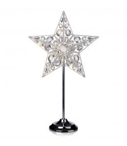 HÄRNÖSAND Bordsstjärna LED 52 cm akryl