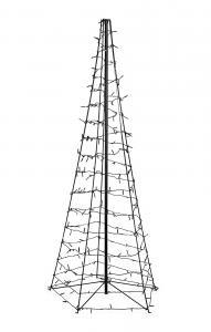 VIST Dekoration Gran 150cm IP44