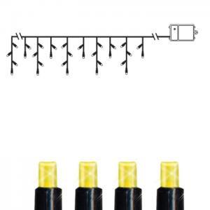 Istappsslinga Dura String LED Svart