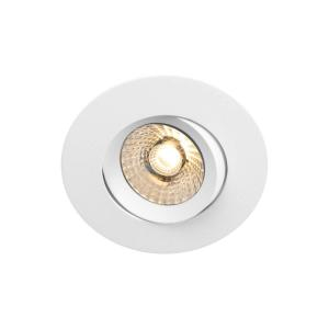 COMFORT G3 Tilt Downlight 3000K Vit