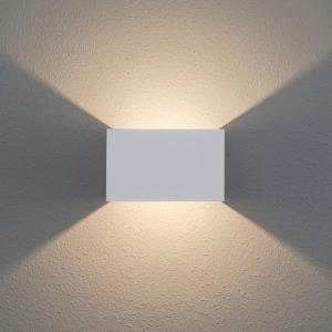 CASE Wall Vägglampa 13cm Vit