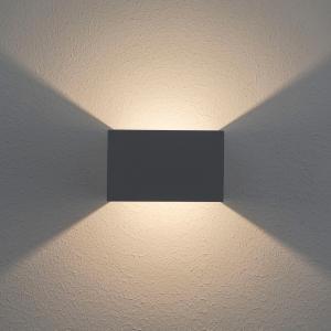 CASE Wall Vägglampa 13cm Antracit