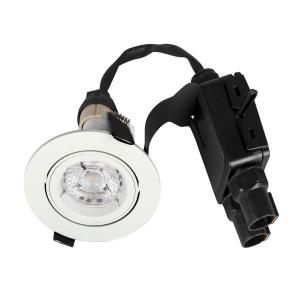 COMFORT Quick Downlight IP23 95mm Vit