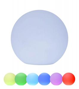 TWILIGHTS Utedekoration Boll 30cm Vit