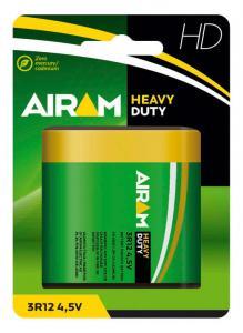 HEAVY DUTY 3R12 4,5V Batteri