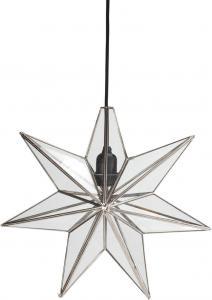 FACTORY Hängande Stjärna 40cm Silver